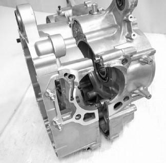 Engine Assembly Unit Suzuki Burgman 200