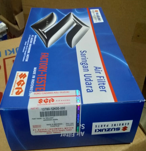 [JUAL] Air Filter (Saringan Udara) Suzuki Satria 150 FI Injection