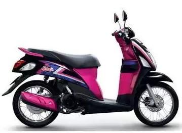 Katalog Spare Parts Suzuki Let's